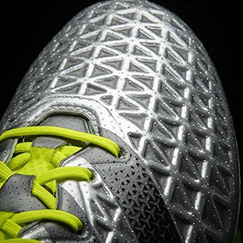 Adidas ACE 16.1 FG - - - Fußballstiefel - Herren Silber silber   schwarz 43 1 3 EU 97a8ba