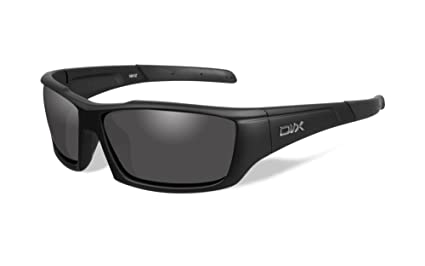 a0dadbbe580 Amazon.com  DVX by Wiley X -AXON- SUN   SAFETY GLASSES- POLARIZED ...
