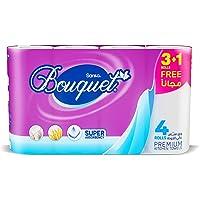 Sanita Bouquet Paper Kitchen Towel,28CM 3+1 FREE Roll
