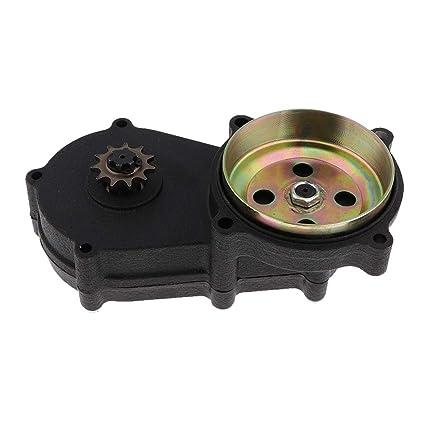Caja de cambios Transmisión Caja de cambios Moto Accesorio - Negro ...