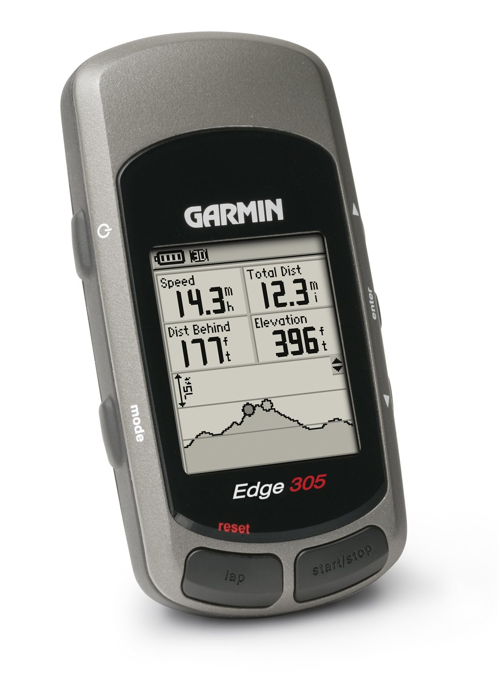 amazon com garmin edge 305 waterproof cycling gps with heart rate rh amazon com Garmin Edge 305 Holder Garmin Edge 305 Reset