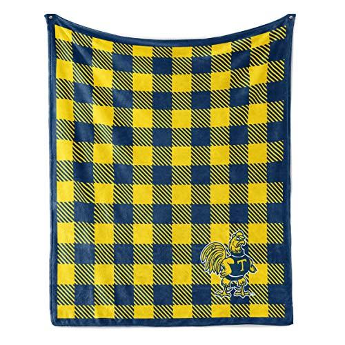 Official NCAA Trinity Bantams - Fleece Blanket - 50x60 ()