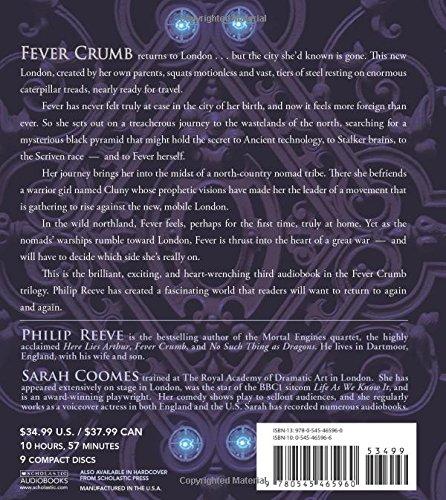 Scrivener's Moon - Audio (Fever Crumb)