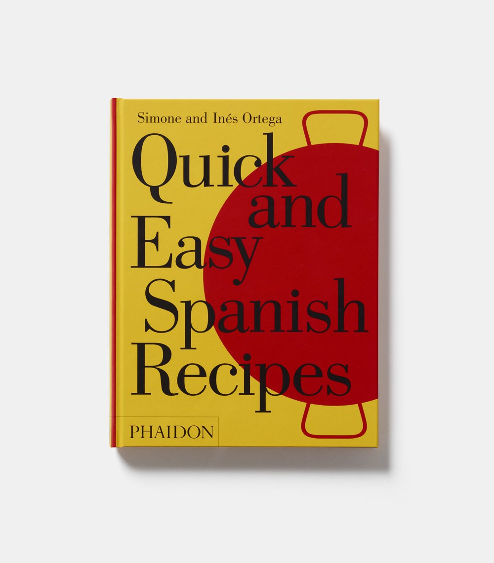 Quick and Easy Spanish Recipes: Simone and Inés Ortega: 9780714871134:  Amazon.com: Books