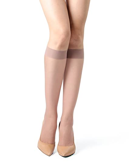 edcf06d5f MeMoi Light Support Knee Highs