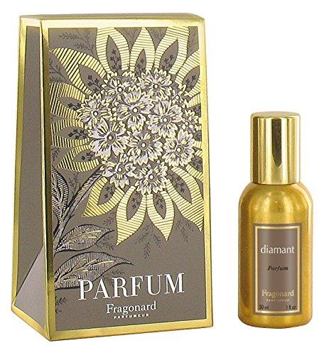 Fragonard Eau de Perfum, DIAMANT 30 ML, Made in FRANCE