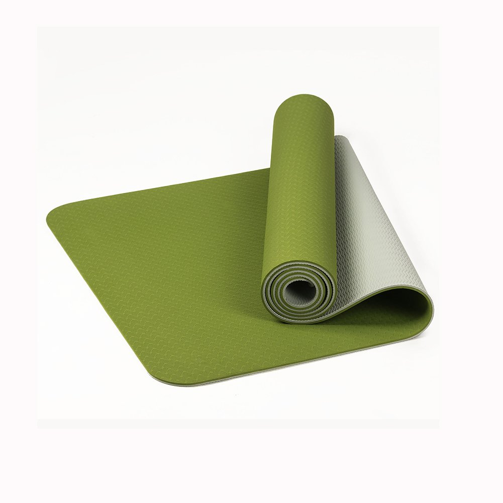 Amazon.com: QYSM Non Slip Yoga Mat by Farland-Eco Friendly ...