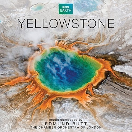 Edmund Butt - Yellowstone - OST - CD - FLAC - 2016 - NBFLAC Download