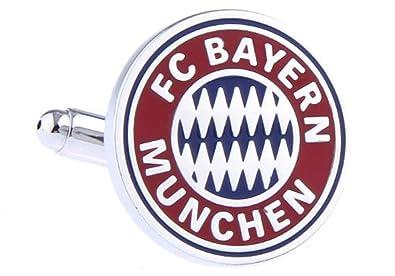Balón de fútbol del FC Bayern de Munich Gemelos de fútbol: Amazon ...