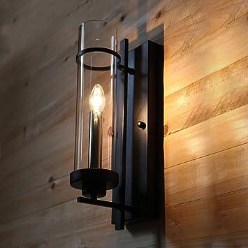 Wand Lampe Weinlese / Chinesische Art Retro Stab Wand Licht / Balkon  Einfache Korridor Gang Helles