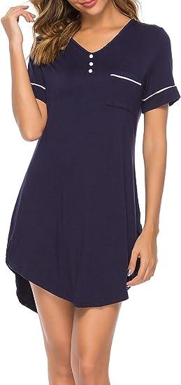 Polyester//Coton Robe Tissu-Bleu marine envoi gratuit et emballage.