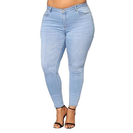 c966eef77c23a abcnature Jeans for Fat Women Pants