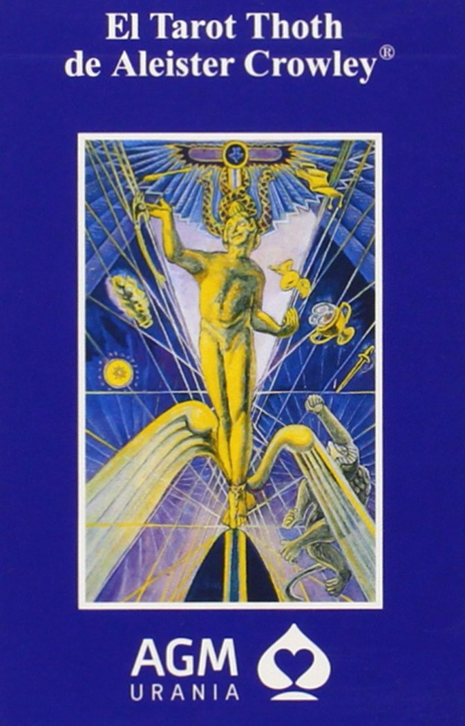 El Tarot Thoth De Aleister Crowley (Spanish Edition ...