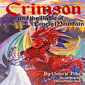 Crimson and the Battle of Lonely Mountain Audiobook