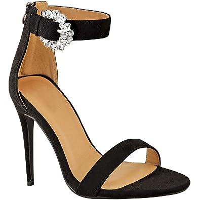 Thirsty Aiguille Sandales À Pour Fashion Brillantes Femme Talon lKcFJ1