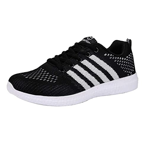 da477154ac6ea Logobeing Zapatillas Deportivas Mujer Casual Outlet Zapatos de Mujer  Calzado de Running Ligero para Mujer Caminar Cojines Caminar Gimnasia  Sneakers  ...