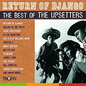 Upsetters Return Of Django Best Of Amazon Com Music