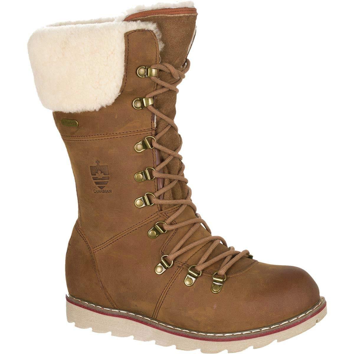 368759cc064 Amazon.com   Royal Canadian Women's Louise Winter Boot   Boots