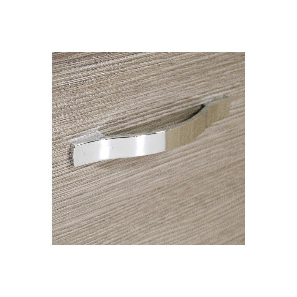 Pensile per cucina larice grigio Cm 60x30xH 72 con 2 ante