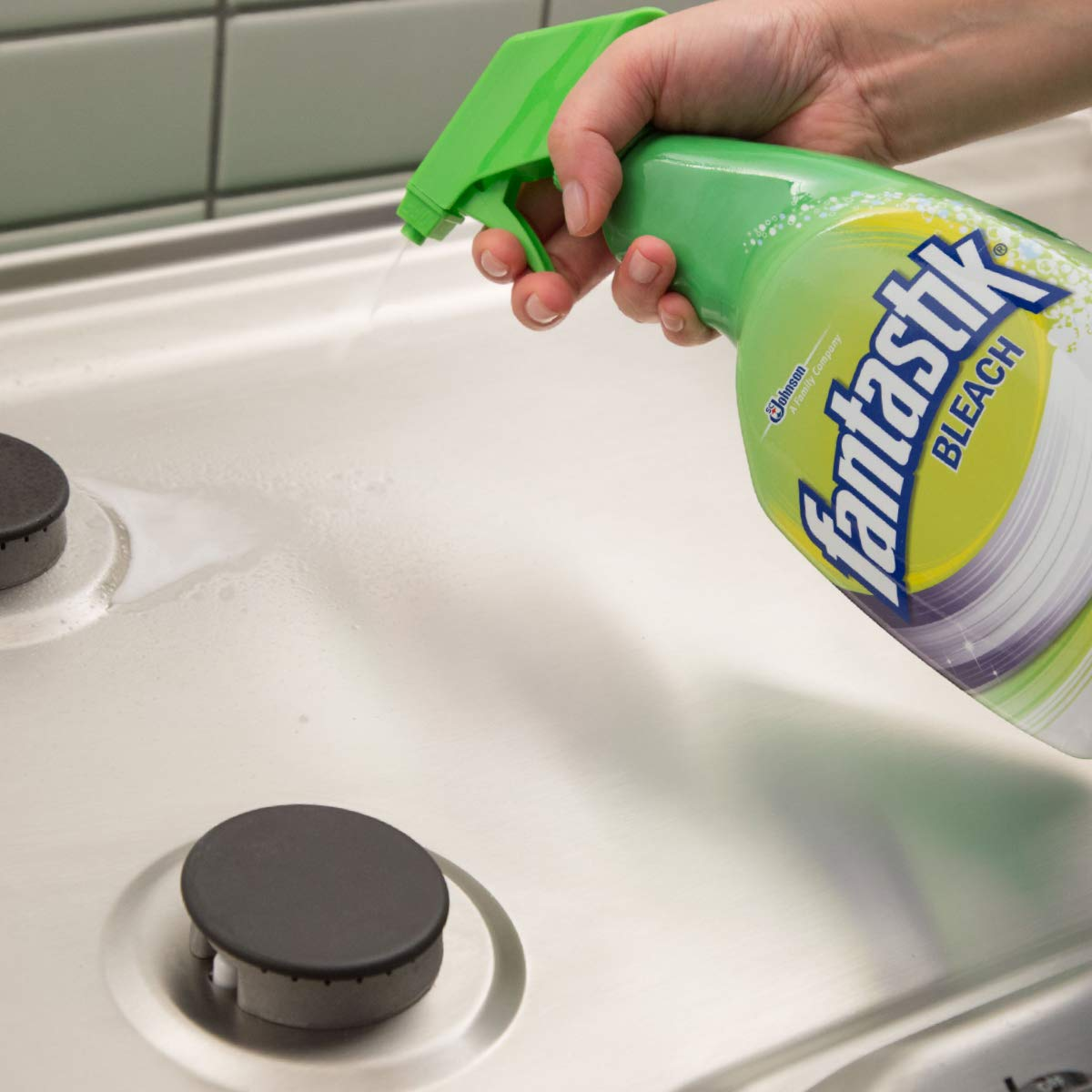 Fantastik All-Purpose Cleaner with Bleach 32 fl oz