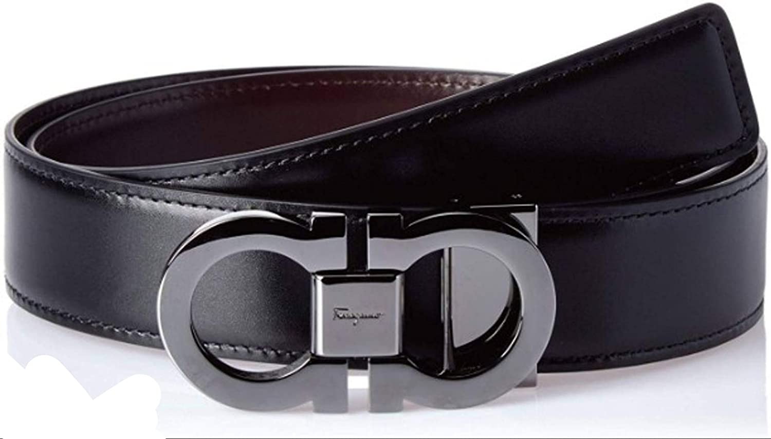Buy Generic Royal Looks Men's & Boy's Leather Belts (Black, Free Size) at  Amazon.in