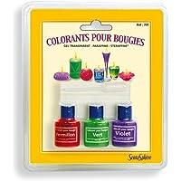 Distrifun (Sento) - Loisirs créatifs - Colorant bougie