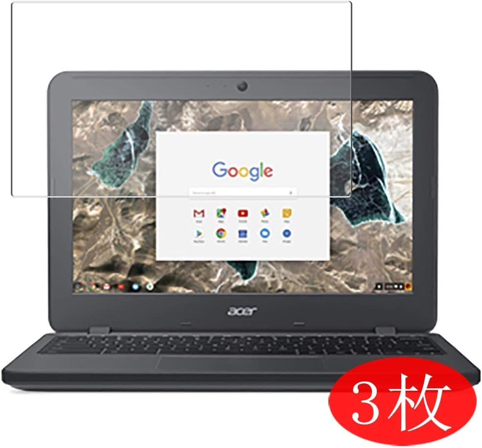 【3 Pack】 Synvy Screen Protector for Acer chromebook 11 C731-N14N 11.6