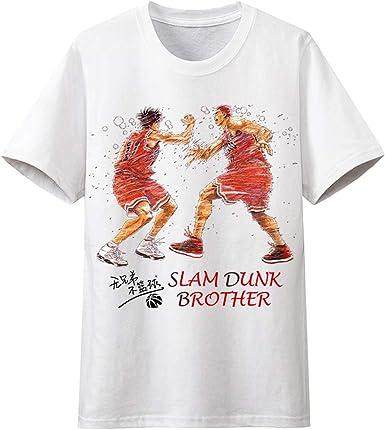 MLX-BUMU Anime Slam Dunk Impresión En 3D Camiseta De Anime ...