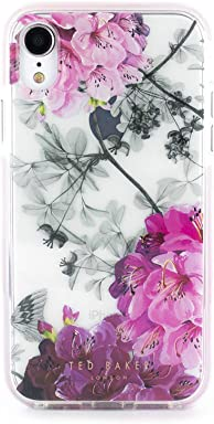 8460f2753aa64e Ted Baker Fashion Anti Shock Case for iPhone XR