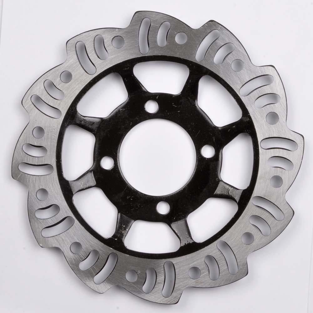 Wotefusi Brand New Front Brake Disc Rotor For 50cc-125cc Honda Style Dirt Pit Trail Bike