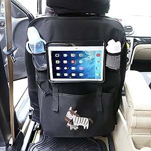 Zeeupai coche organizador asiento trasero con bolsillo for Asientos ninos coche