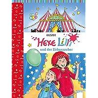 Hexe Lilli und der Zirkuszauber