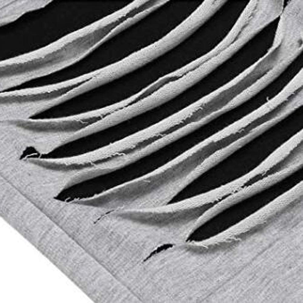 Corriee Pants for Men Skinny Ripped Mens Athletic Jogger Pant Straight Fit Sweatpants Trousers with Pockets