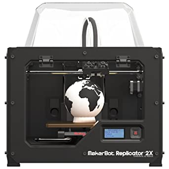 MakerBot Replicator 2X impresora 3d Fused Deposition Modeling (FDM ...