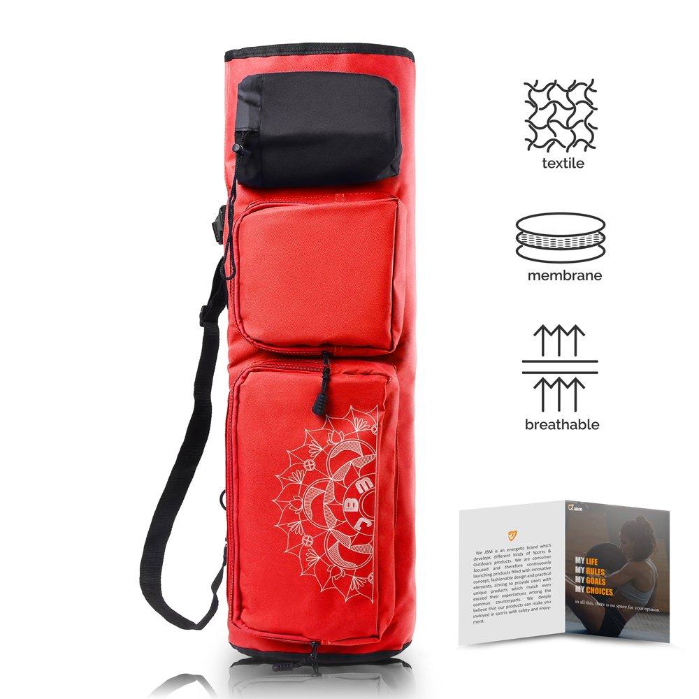 d9dad93f6bab JBM Yoga Mat Bag 28.4