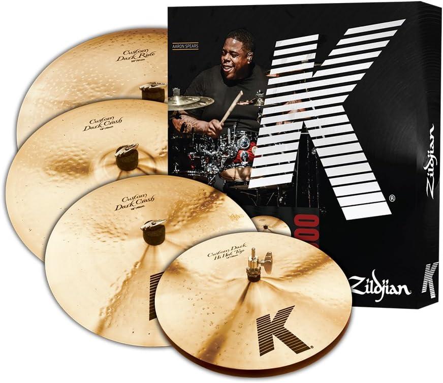 Zildjian K-Custom Dark box Set
