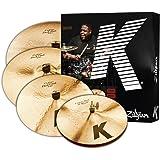 Zildjian K Custom Dark Cymbal Set