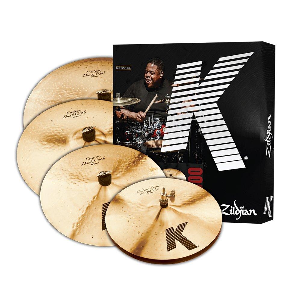 Zildjian Cymbal Variety Package, inch (KCD900)