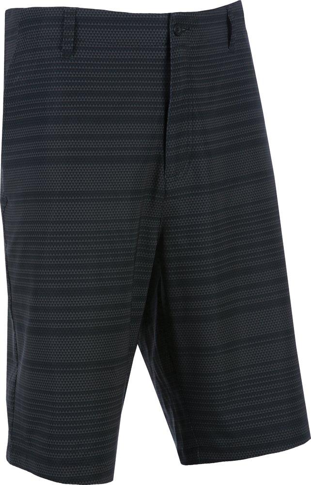 Fly Racing Unisex-Adult Hybrid Shorts (Black, Size 34)