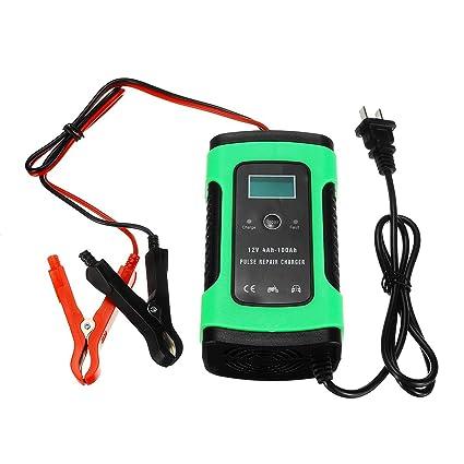ZHENWOFC iMars Verde 12 V 6A Reparación de Pulso LCD Cargador de ...