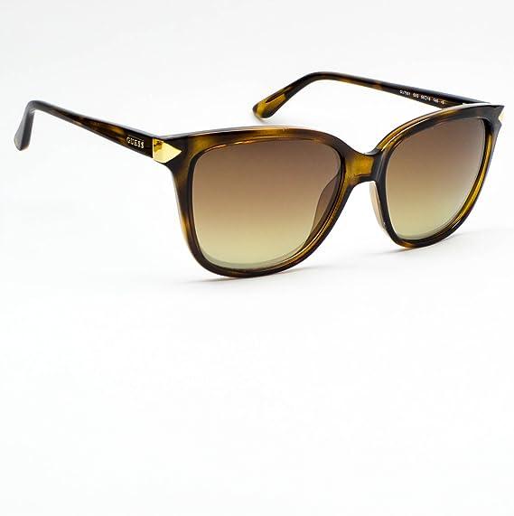 e9ce0720f09 GUESS Unisex Adults  GU7551 52G 56 Sunglasses