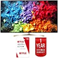 """LG 65"""" Super UHD 4K HDR AI Smart TV w/Nano Cell 2018 Model (65SK9500PUA) with Netflix $100 Gift Card & 1 Year Extended Warranty"""