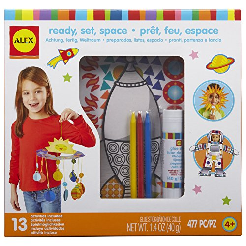ALEX Discover Ready Set Space Learning (Space Crafts)