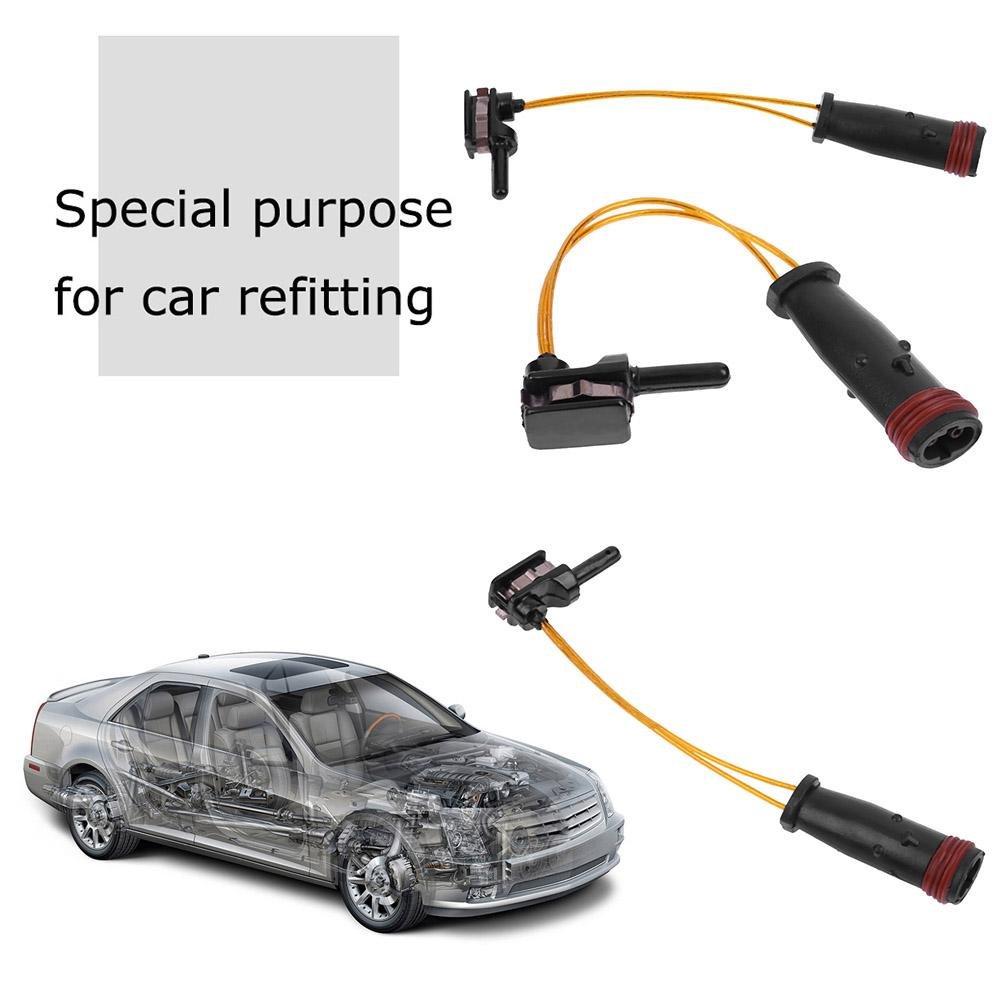 DAYO Accesorios para Coche Sensor de Desgaste de Pastillas de Freno para Mercedes-Benz W220 W203 W211 W221 W204 2115401717