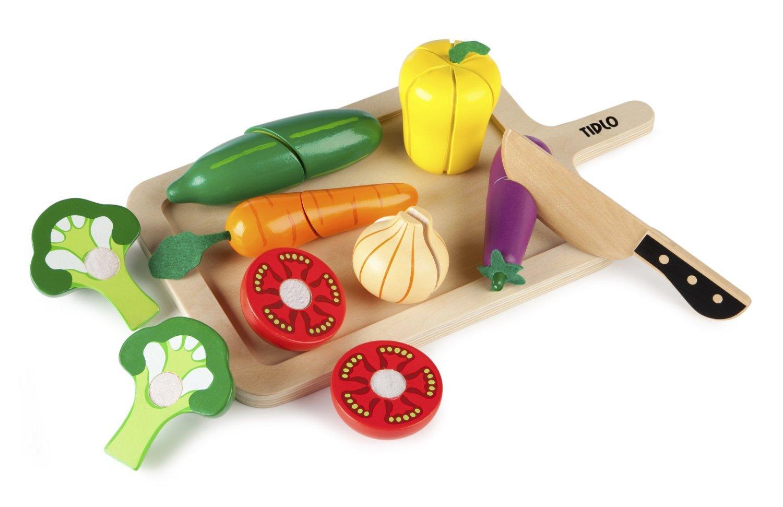 Tidlo Cutting Vegetables Cutting B00CISHEYW Vegetables Set B00CISHEYW, 藤瀬農園:41951920 --- loveszsator.hu