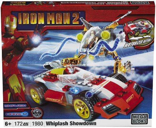 Mega Bloks Ironman 2 Whiplash Showdown, Baby & Kids Zone