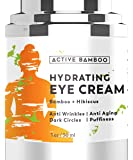 Eye Cream for Anti Aging Dark Circles, Eye Bags, Fine Lines, Puffiness. Best Anti Aging Eye Cream Moisturizer for…