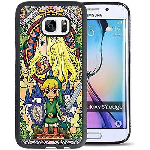 Samsung Galaxy S7 Edge Case, Nikojia Legend of Zelda TPU and PC Samsung Galaxy S7 Edge Case Sales