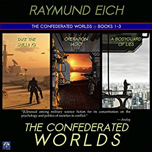 The Confederated Worlds Audiobook
