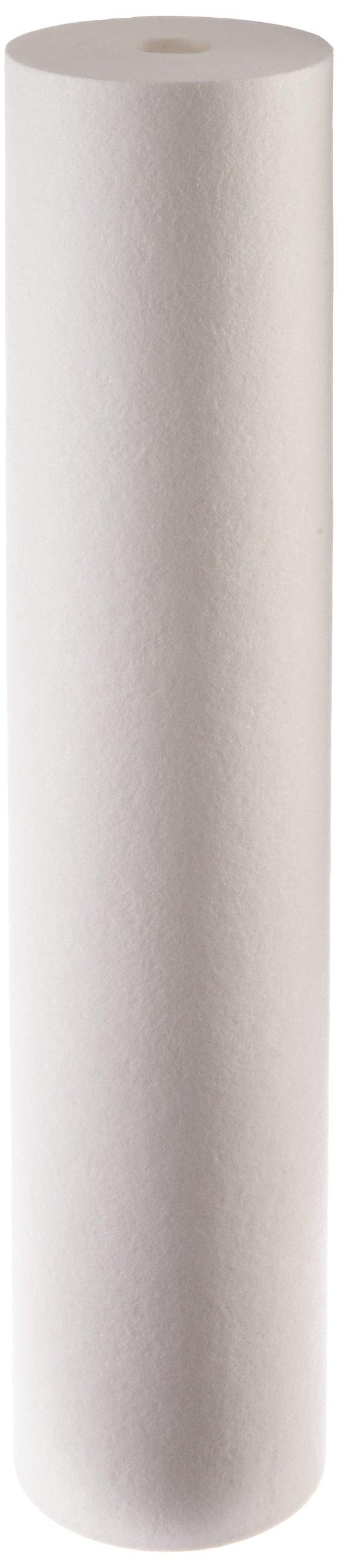 Pentek DGD-2501-20 Spun Polypropylene Filter Cartridge, 20'' x 4-1/2'' by Pentek